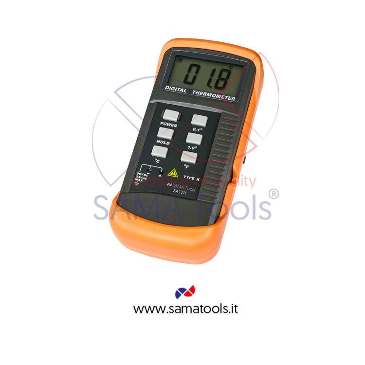 Termometro Digitale tipo K tempo di risposta 0,4 sec