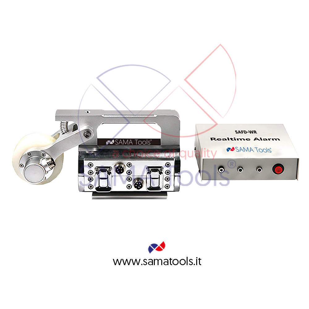 Wire rope detector