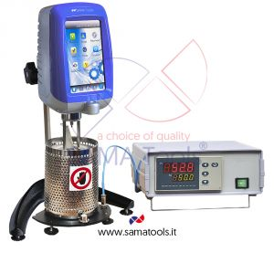 High Temperature, Multifunction digital rotary viscometers