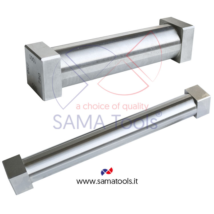 Stainless steel four sided applicators