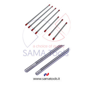Stainless steel formed rods