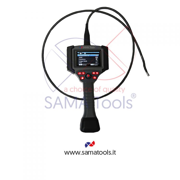 Articulating professional video inspection systems