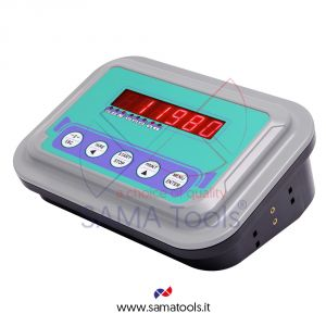 Indicatore di peso con tastiera a cinque tasti - WS-WL
