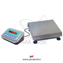 Mono load cell scales with WS-WL indicator