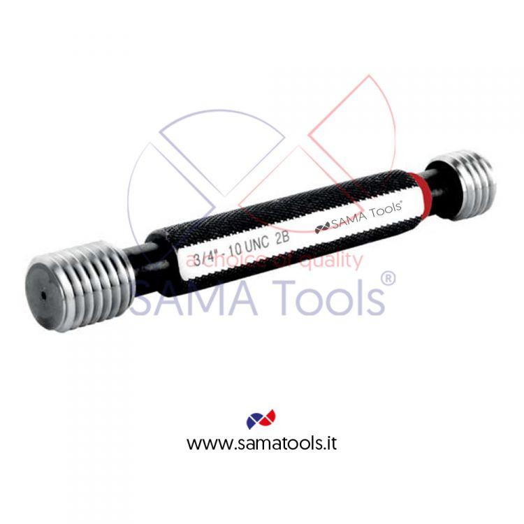 Thread plug gauge UNC GO/NOGO