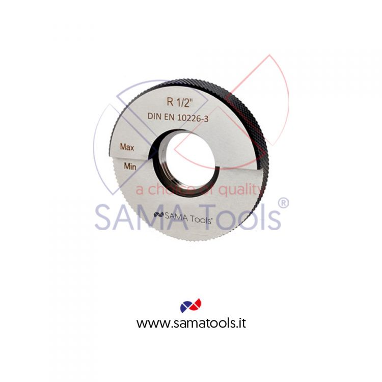 Limit Thread Ring Gauge ISO7/2