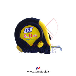 Roll up tape measure class II 5mt x16mm