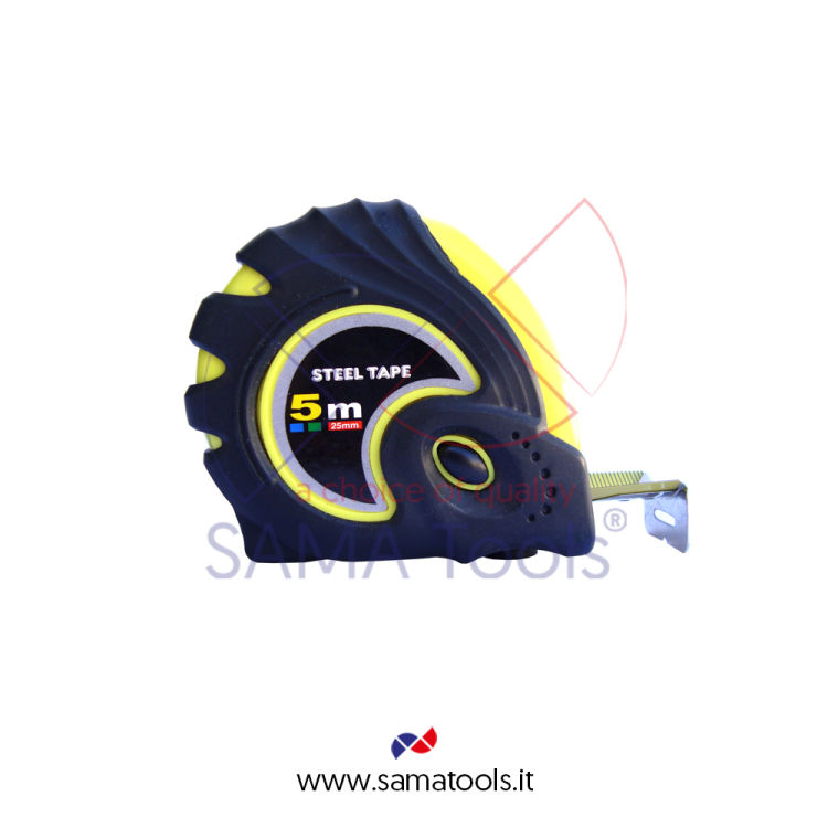 Flessometro gommato 5mtx25