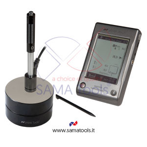 Touchscreen leeb hardness tester