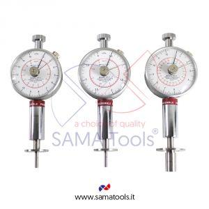 Penetrometro analogico per frutta - campo 2-15kg/cm2