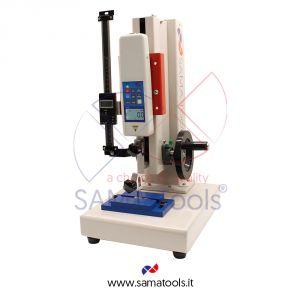 Stativo verticale manuale per dinamometri