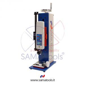 Stativo verticale/orizzontale manuale per dinamometri