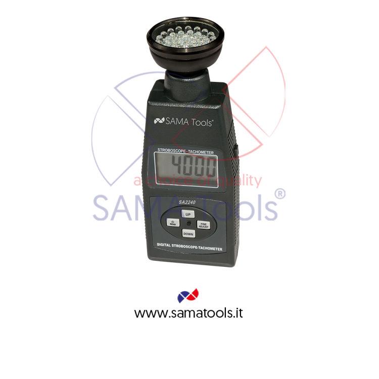 Stroboscopio Portatile tecnologia LED
