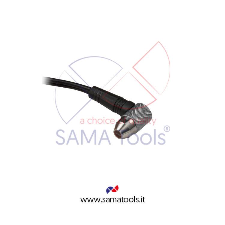 Sonda Extra Small tipo PT4, Campo 0.7...12mm Compatibile Spessimetri serie SAUT310/500