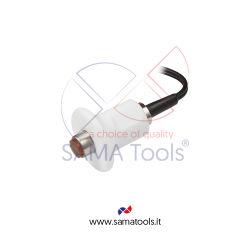 Sonda tipo PT13 alte temperature,  Campo 4...80mm Compatibile Spessimetri serie SAUT310/500