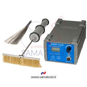 Scintillografo - Holiday Detector - campo operativo fino a 30KV - sonde incluse: piatta e a ventaglio