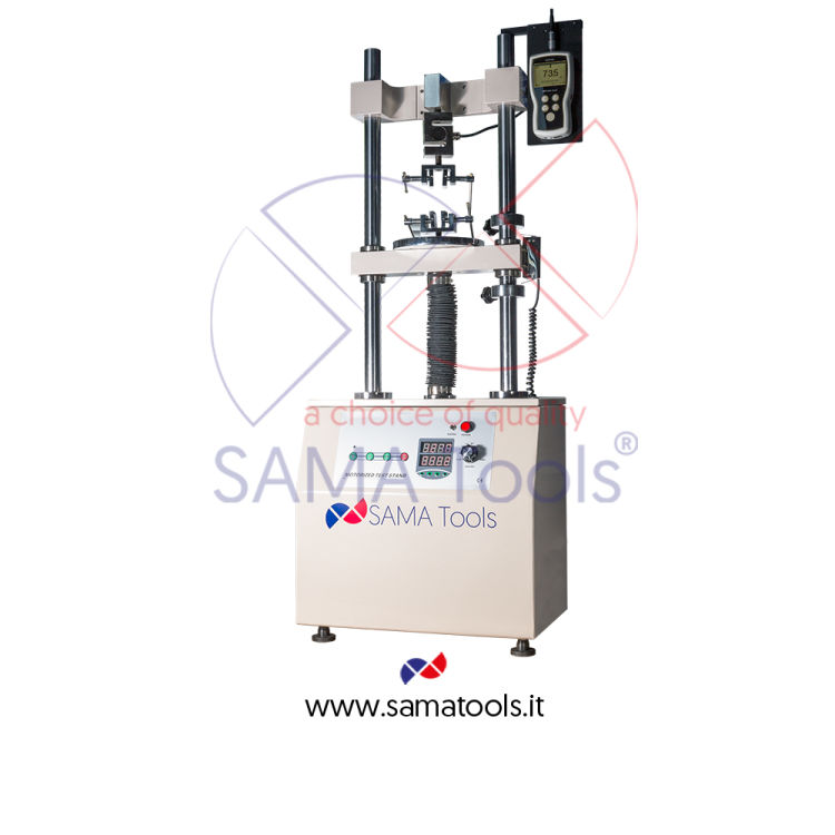 Double column motorized force gauges test stands