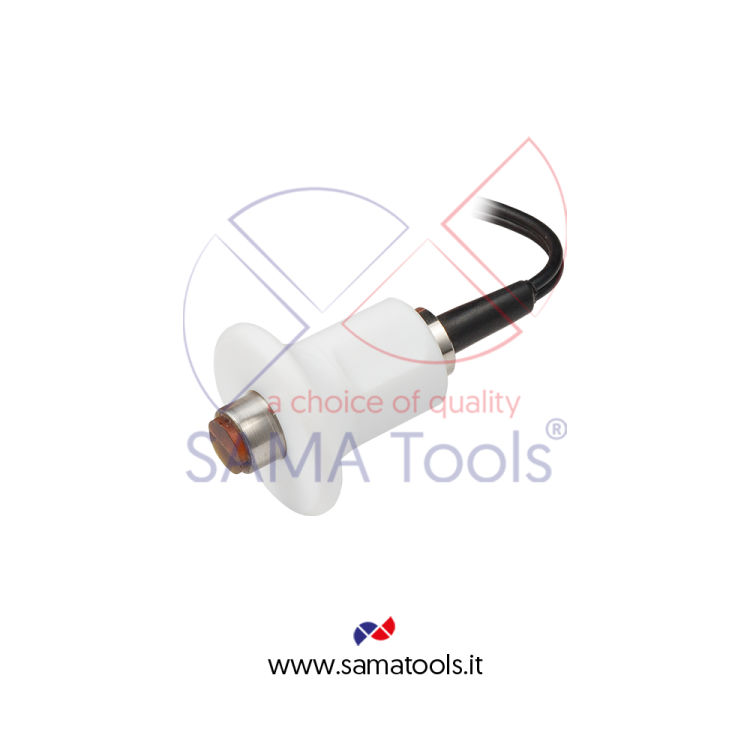 High Temperature Probe HT 5 Diam 14 mm for Ultrasonic Thickness Gauge SAUT160/150