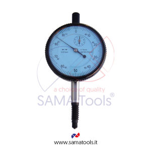 "Waterproof dial indicators range 10mm reading 0,01mm ""NEW YORK"" SERIES"