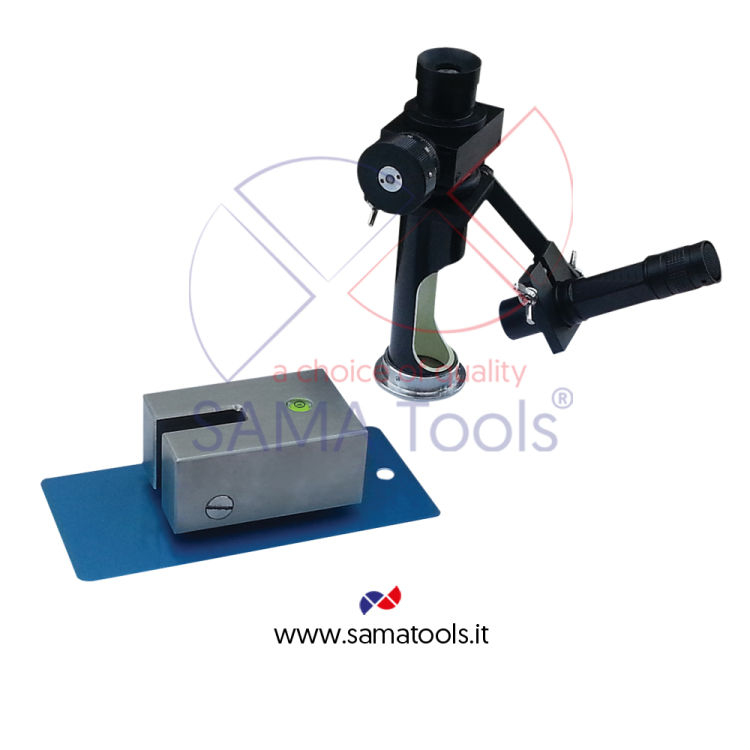 Buchholz indentation hardness tester