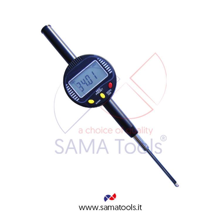 Digital dial gauges